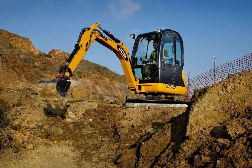 8018 excavating