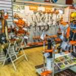 stihl machinery