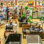equipment showroom