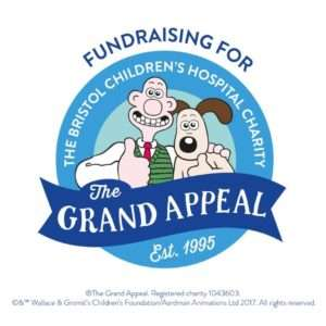 the grand appeal fundraising logo